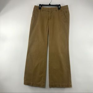 Gap The Trouser Wide Leg Stretch Size 4 Ankle